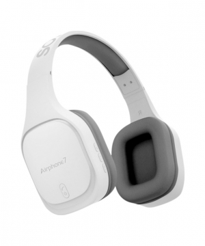 SONIC GEAR BLUETOOTH 5.0 HEADSET AIRPHONE 7 W. GREY