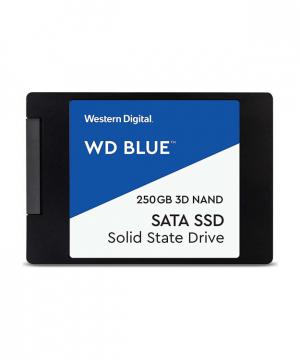 """WESTERN DIGITAL ΔΙΣΚΟΣ SSD 2.5"""" III BLUE 250GB"""