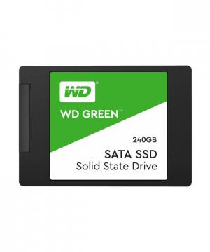 "WESTERN DIGITAL SSD 2.5"" SATA III GREEN 240GB"