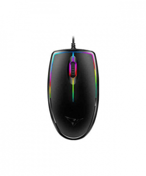 ALCATROZ RGB FX USB WIRED MOUSE ASIC 7 BLACK