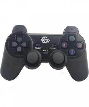 GEMBIRD WIRELESS DUAL VIBRATION GAMEPAD PS2/PS3/PC